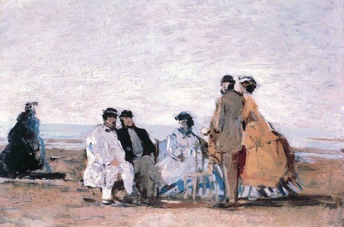 La France en 2020 aux couleurs de l'Impressionnisme