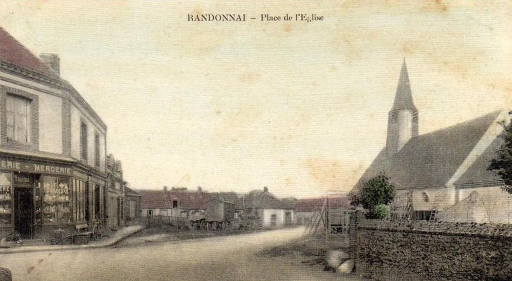 Tourisme généalogique - Randonnai