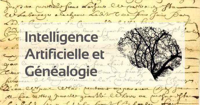 Intelligence Artificielle et Généalogie