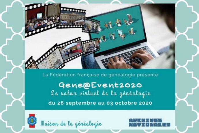 RACINES VOYAGES à GENE@EVENT2020