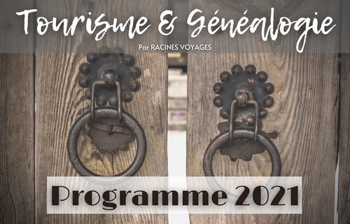 Programme 2021 - Racines Voyages