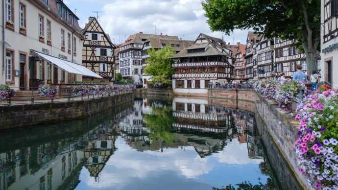 Selection Unesco - Strasbourg - Racines voyages
