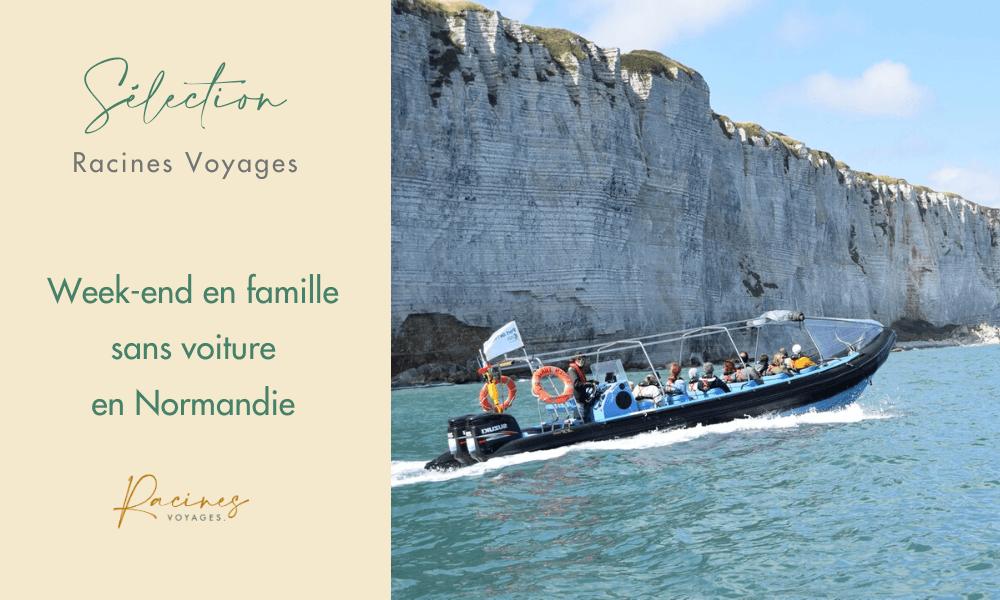 sejour slow tourisme agence racines voyages france normandie